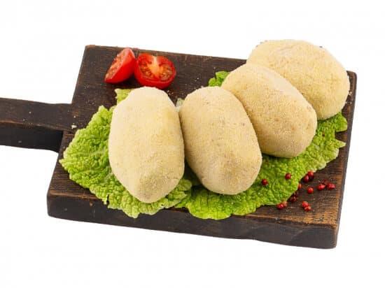 Зразы картофельные с капустой 3 кг.