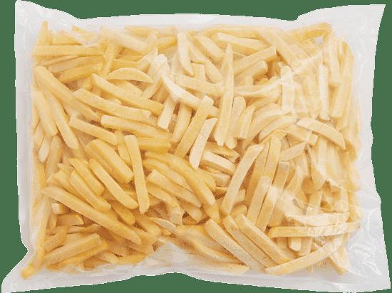 Картофель фри фасованный 2,5 кг.