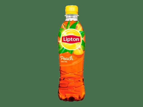 Холодный чай Липтон Персик*0,5л