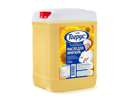 Масло подсолнечное д\фритюра 5 л