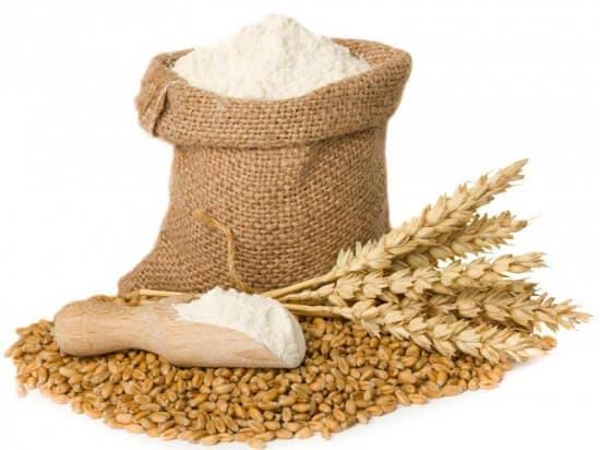 Мука пшеничная высший сорт 25 кг