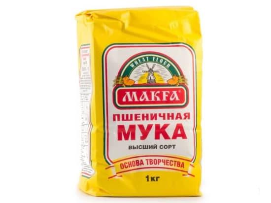 Мука Макфа 2 кг