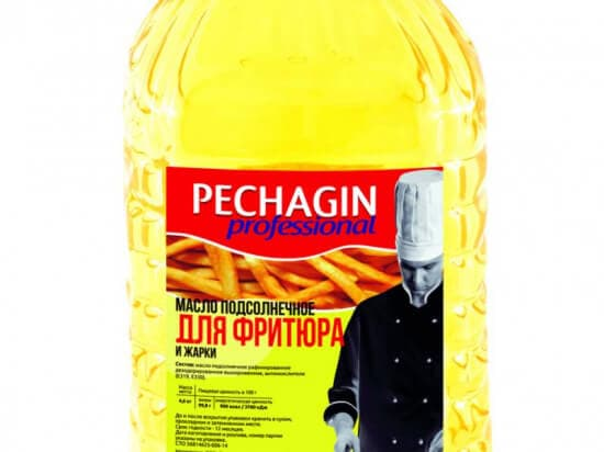 """Масло фритюрное """"Печагин"""" 10 л."""