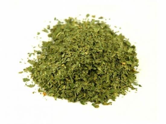 Петрушка зелень сушеная  1кг