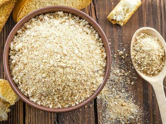 Сухари панировочные пшеничные 1 кг.
