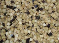 Баклажаны резанные