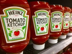 Кетчуп Томатный Heinz 1 кг