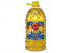 Масло подсолнечное 5 л