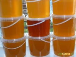 Мед натуральный 1 кг