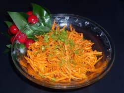 Морковь по-корейски ведро 3 кг.