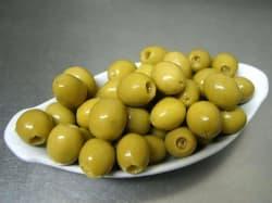 Оливки без косточки 280 гр.
