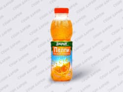 Добрый Палпи Апельсин*0,45л