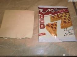 Тесто бездрожжевое