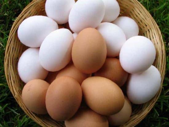 Яйцо куриное 1 сорт