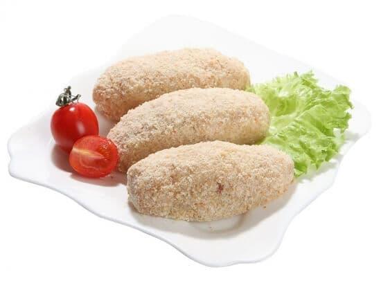 Зразы с сыром и грибами фас.0,6кг*